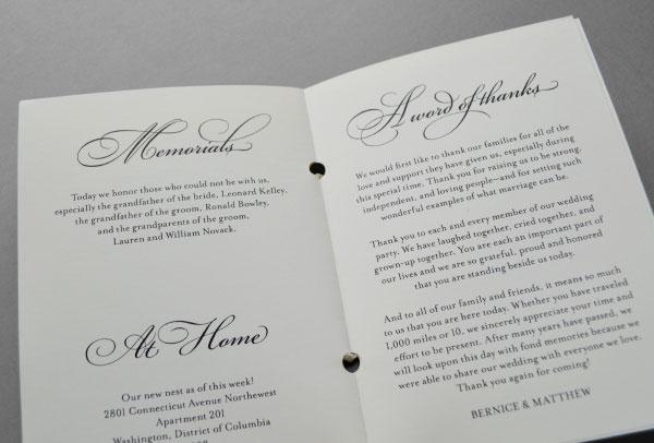 wedding-ceremony-program-booklet