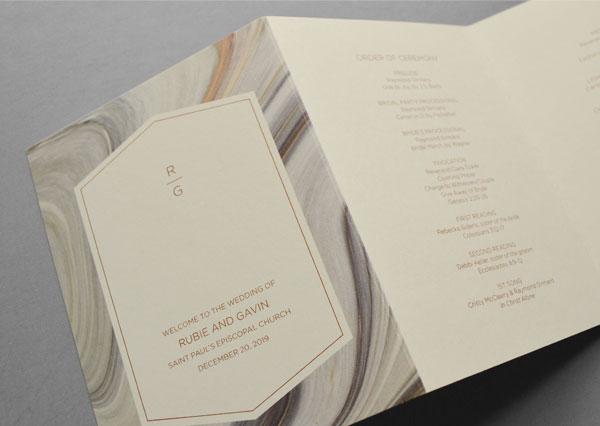 modern-wedding-programs