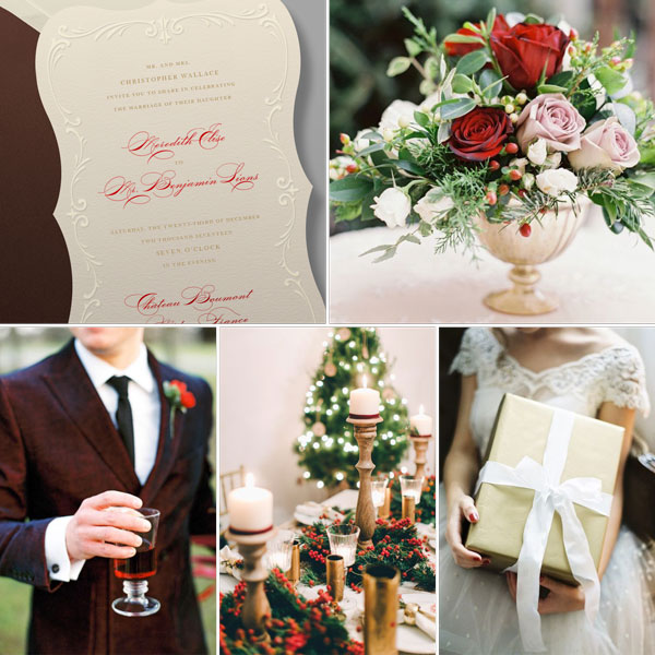 romantic-holiday-wedding-invitation