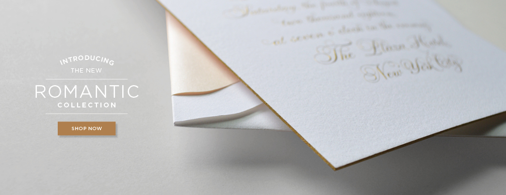 Kleinfeld Paper New Romantic