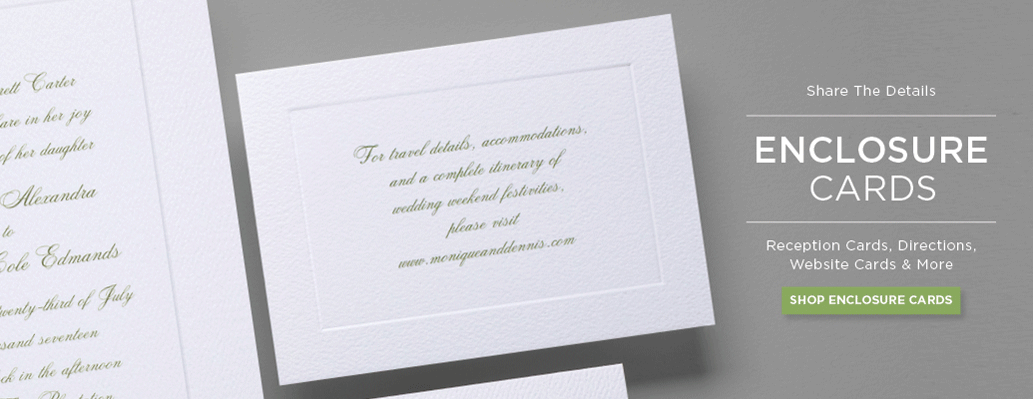 wedding invitation banner wedding response card banner wedding enclosure cards banner - Paper For Wedding Invitations